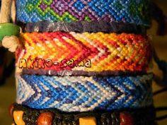 friendship bracelet patterns, friendship bracelets