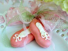Nutter Butter Ballet Slippers