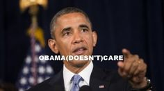 Obamacare Is the Rea