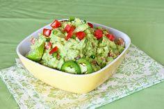 guacamole as it's done at el chico....mmmmm