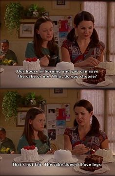 Gilmore Girls.  xD