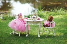 Pink Baby Tutu Dress Flower Girl Tutu Dress by ASweetSweetBoutique