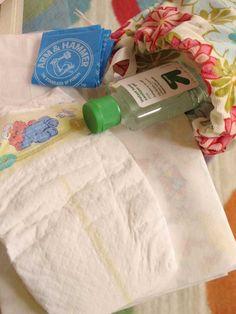 quick change baby shower gift