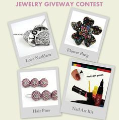 Jewelry Makeover Giveaway Contest