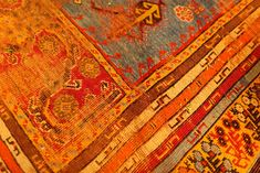 Boaz Mazor's, Executive at large of Oscar de la Renta, perfectly dramatic home! Good carpet too.