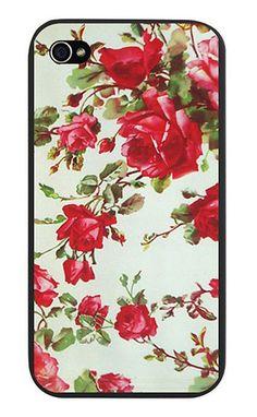 Rose Garden Case for iPhone 5/5s