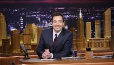 Jimmy Fallon draws biggest 'Tonight Show' audience since Johnny Carson