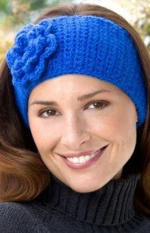 13 #knit and #crochet ear warmer patterns