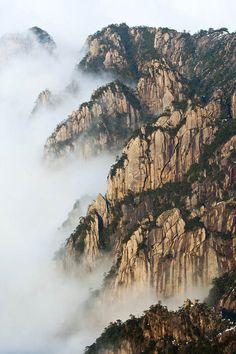 Mt. Huangshan, China