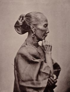 Chinese Woman of the Labouring Class, by John Thomson c.1874