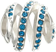 Chamilia Modern glam blue