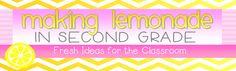 teach blog, second grade