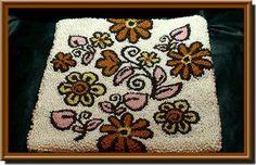 Video Master Class: bordado de alfombras