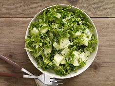 Honeydew and Arugula Salad from FoodNetwork.com