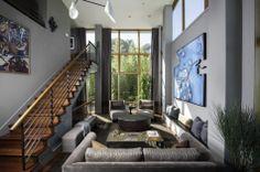 interior Susan Fredman House