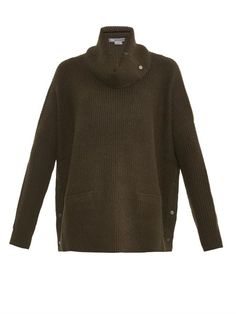 Vince Roll-neck wool