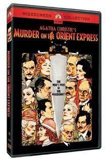 Murder on the Orient Express (1974) - Odd choice of Albert Finney as Poirot, but the cast was stellar!