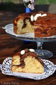 Pasca cu ciocolata | Retete culinare cu Laura Sava