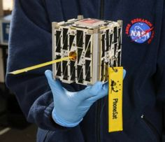 This Hitchhiking Satellite — Launching Today — Is Small Enough To Fit In Your Hand