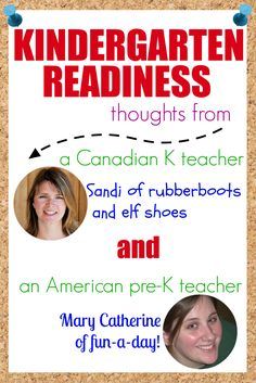 Kindergarten Readiness: What Your Child REALLY Needs to Be Ready -- {hint: no checklists!}