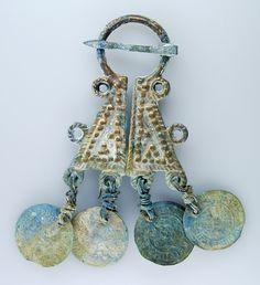 Viking Omega Brooch, penannular, ca. 900-1000 AD