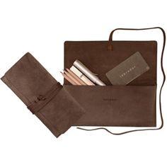 【labrador】麂皮筆袋 M - 點子工場國際行銷媒體股份有限公司
