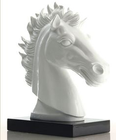 trojan horse head