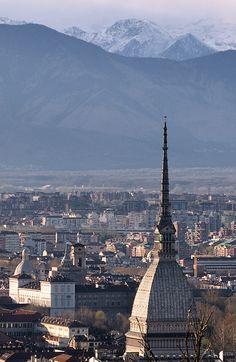 La Mole Antonelliana, Torino, Italy Piemonte