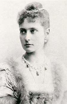 Alexandra Feodorovna Romanova Empress consort of Russia
