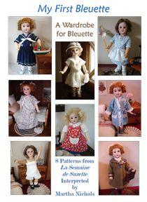 Bleuette: LSDS Pattern Wardrobe