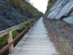 A list of hiking trails in MD—distance, times, helpful tips. A must have!