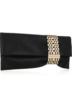 Jimmy Choo    #purse #bags #clutch #women #fashion #designer