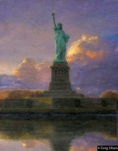 The Light of Liberty~~One Nation, Under God With Liberty and Justice For All