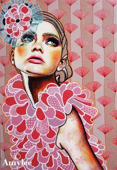 Painting by Amylee Paris - www.amylee.fr