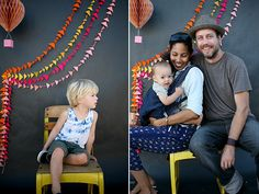 Photo backdrop--large roll of black paper--100 Layer Cakelet