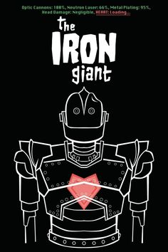 The Iron Giant. Such a good movie