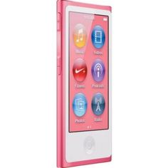 Apple have redesigned the iPod Nano and added fabulously vibrant colours. So head down to Argos and pick her favourite now!