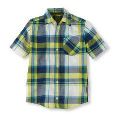 http://www.childrensplace.com/webapp/wcs/stores/servlet/en/usstore/p/boys-clothing/boys-outfits/plaid-shirt-2022479-407 #bigbabybasketsweeps