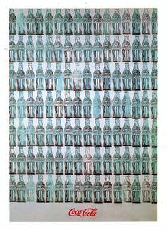 Andy Warhol   Coca Cola bottles 1962