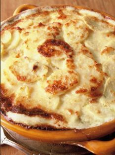 Potato-Fennel Gratin recipe
