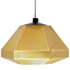Cell Short Pendant by Tom Dixon