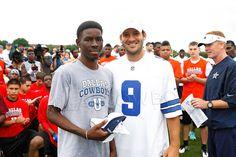 #9 Tony Romo
