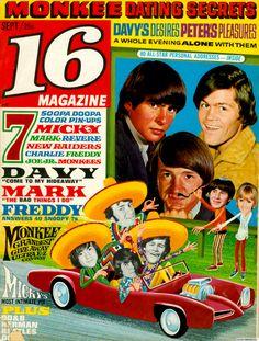 16 Magazine, 1967 September