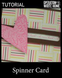 Spinner card #tutorial