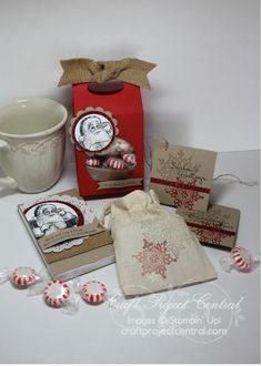 CraftProjectCentral.com » Blog Archive » Getting Ready for Santa Gift Set!