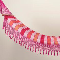stripe hammock