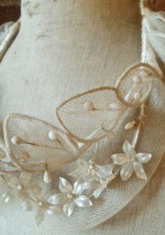 Vintage French Tiara
