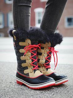 Free People Tofino Herringbone Boot, $150.00