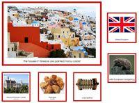 Europe Geography Materials geographi materi, contin box, social studi