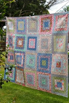 lovely liberty quilt.